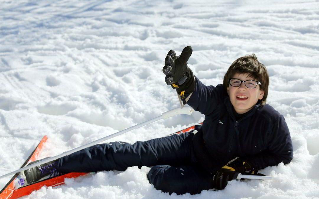 Vykstate slidinėti nepasiruošę – nenustebkite patyrę traumą