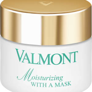 Moisturizing With A Mask