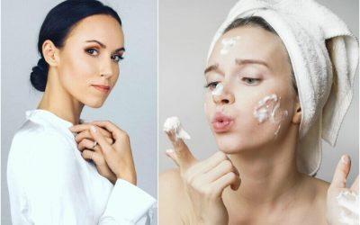 """Dažnas veido valymas – nauda ar tikras """"peilis"""" mūsų odai?"""