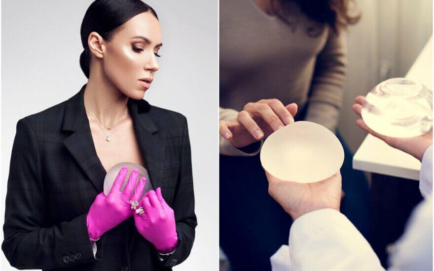 Krūtų implantus gaubiančios kalbos apie mirtiną ligą – tiesa ar blefas?
