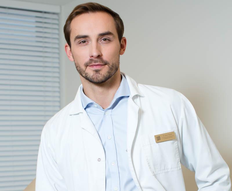 Dr. Jonas Drąsutis apie botulino toksino ir hialurono injekcijas